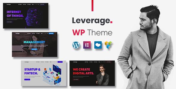 Leverage - Agency, Portfolio & Corporate Theme