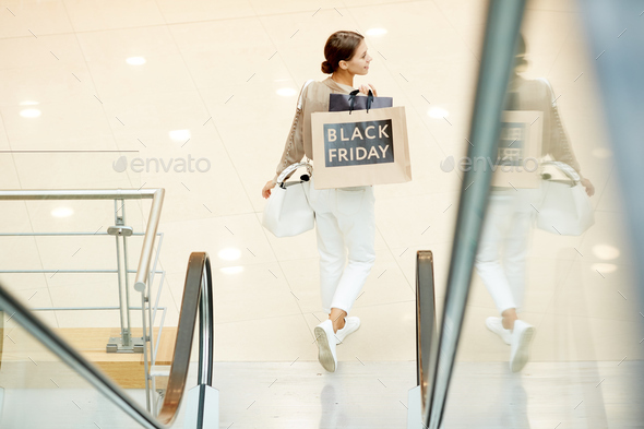 Black Friday in the shop - Stock Photo - Images
