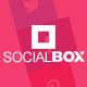 SocialBox - Social Sidebar
