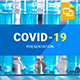 COVID - Clean Presentation Google Slides Template