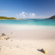 Caribbean Beach Long Exposure, Antigua - PhotoDune Item for Sale