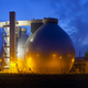 Sewage Plant At Night Panorama - PhotoDune Item for Sale