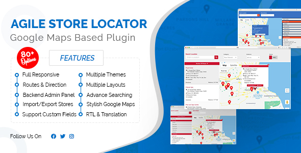 Store Locator (Google Maps) For WordPress Nulled