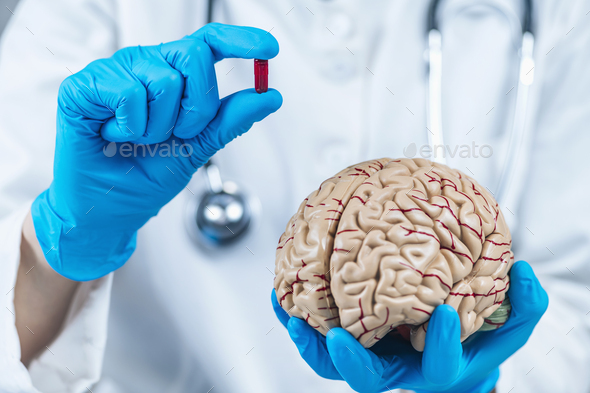 Nocebo Effect Concept - Stock Photo - Images