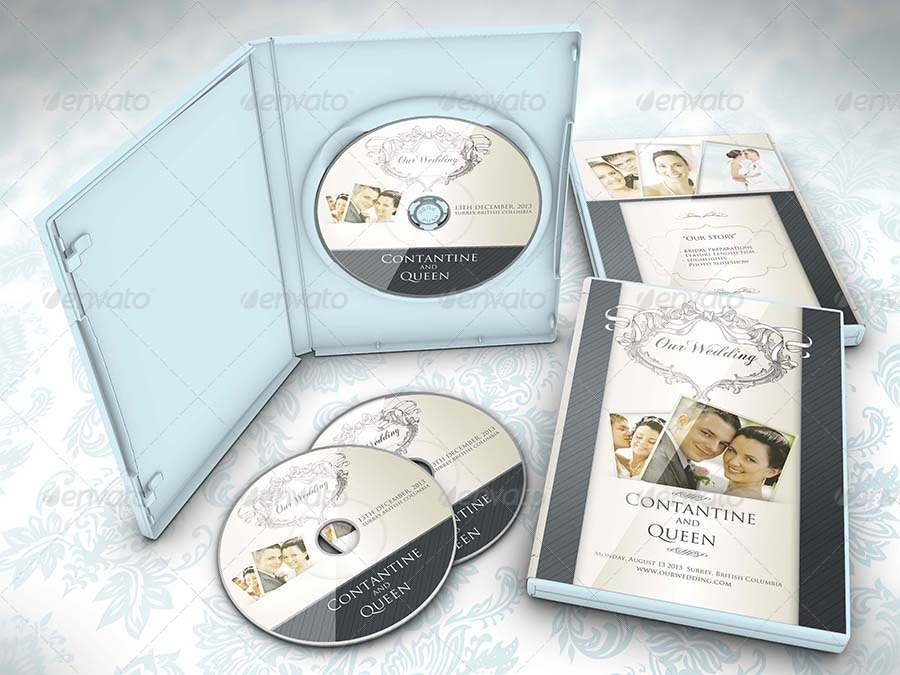 5 Wedding DVD
