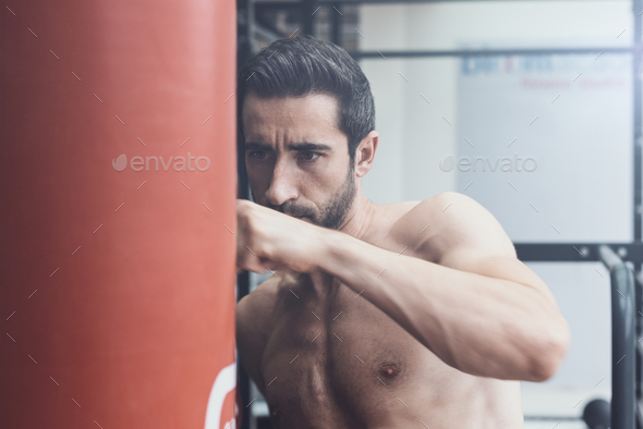 FEDERICO FITNESS - Stock Photo - Images
