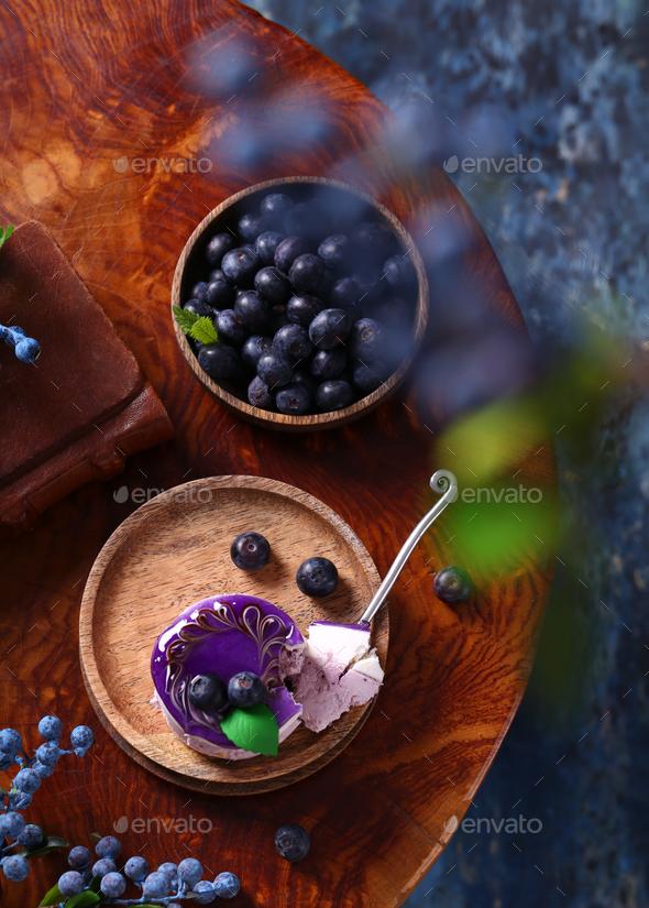 Mini Cake Dessert - Stock Photo - Images