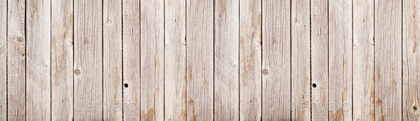 Wooden background wide texture - Stock Photo - Images