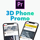 3D Smartphone Presentation for Premiere Pro - VideoHive Item for Sale