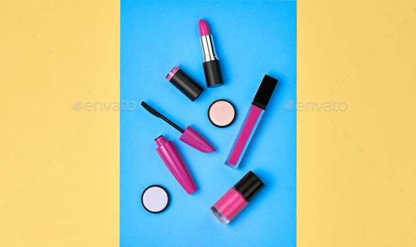 Fashion Cosmetic - Stock Photo - Images