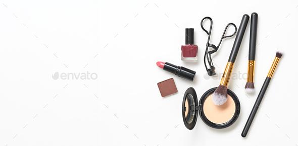 Makeup - Stock Photo - Images