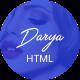 Darya | HTML Shopping & E-Commerce Template