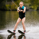 beautiful woman on water skiing - PhotoDune Item for Sale