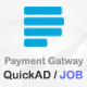 Paystack Payment Plugin For Quickad & QuickJob