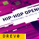 Hip-Hop Opening/ Music Intro/ Rap/ Dance/Action/ Electronic/ Party Promo/ Box/ Festival/ Glitch TV I - VideoHive Item for Sale