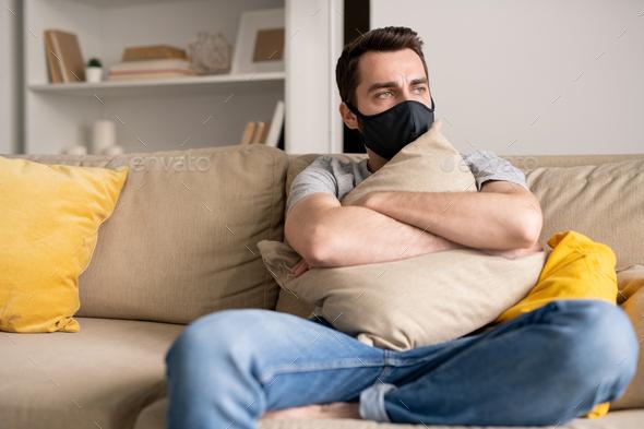 Stress during coronavirus - Stock Photo - Images