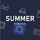 Summer Time icon pack