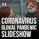 Coronavirus Global Pandemic Slideshow - VideoHive Item for Sale