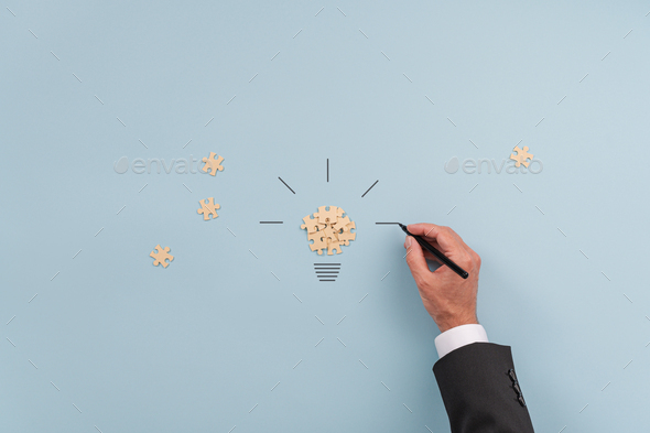 Business vision and innovation - Stock Photo - Images
