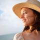 Smiling girl in the sun - PhotoDune Item for Sale
