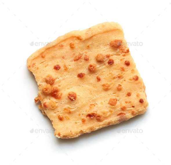 dutch cheese biscuit - Stock Photo - Images
