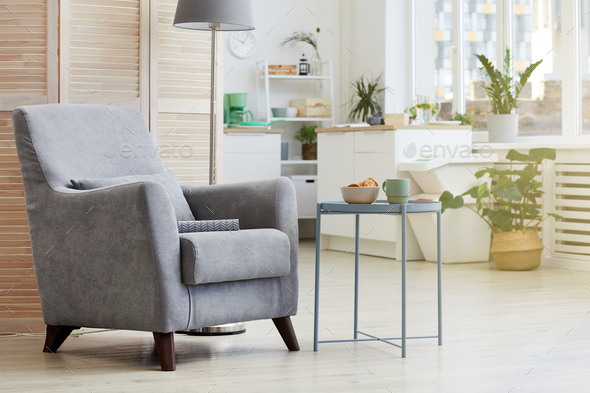 Armchair at house - Stock Photo - Images