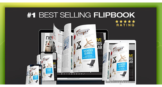 FlipBook WordPress Plugin