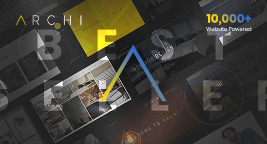 Archi - Multipurpose Interior Design Themes