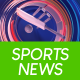 Broadcast Sports News - VideoHive Item for Sale