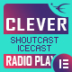 CLEVER - HTML5 Radio Player With History - Shoutcast and Icecast - Elementor Widget Addon