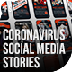 Coronavirus Social Media Stories - VideoHive Item for Sale