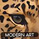 Modern Art Paint Photoshop Action