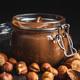 Sweet hazelnut spread. Chocolate cream. - PhotoDune Item for Sale