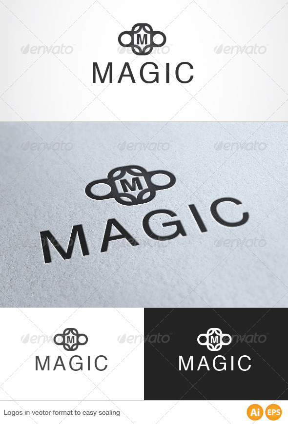 Magic Logo - Symbols Logo Templates