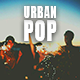 Upbeat Fashion Pop Logo