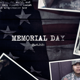 Memorial Day History Timeline Slideshow - VideoHive Item for Sale