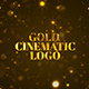 Gold Cinematic Logo Mogrt - VideoHive Item for Sale