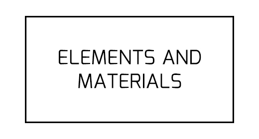 Elements and Materials