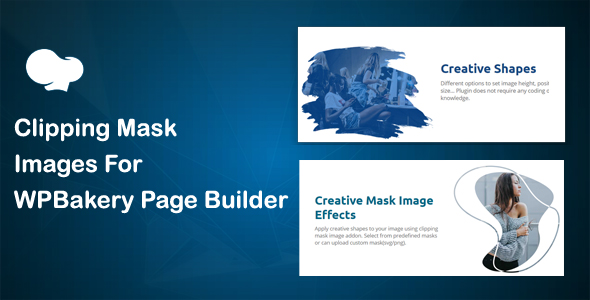 Clipping Mask Image for WPBakery Page Builder