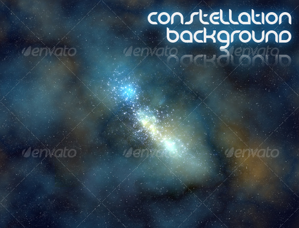 Constellation Background - Miscellaneous Backgrounds