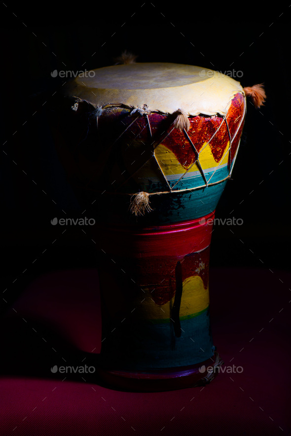 African percussion - Stock Photo - Images