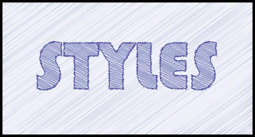 Illustrator Graphic Styles
