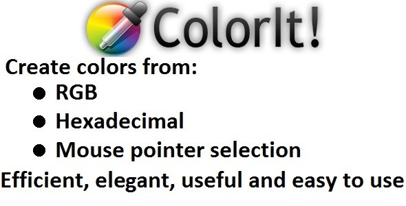 ColorIt! - CodeCanyon Item for Sale