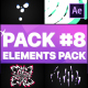 Flash FX Elements Pack 08 | After Effects - VideoHive Item for Sale