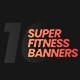 10 Instagram & Facebook Fitness Banners
