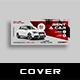 Rent A Car Facebook Cover