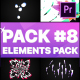 Flash FX Elements Pack 08 | Premiere Pro MOGRT - VideoHive Item for Sale