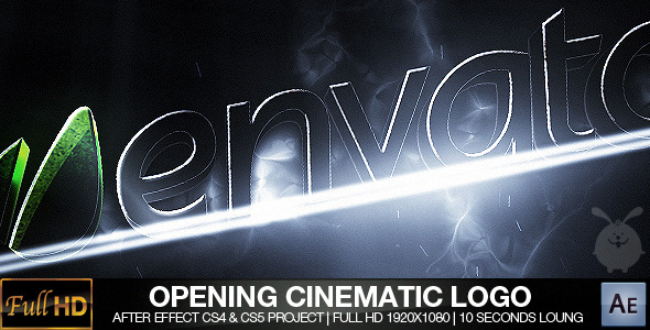 Opening Cinematic Logo - CS4