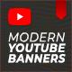 Modern Youtube Banners