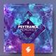 Psytrance Memories – Music Album Cover Artwork Template